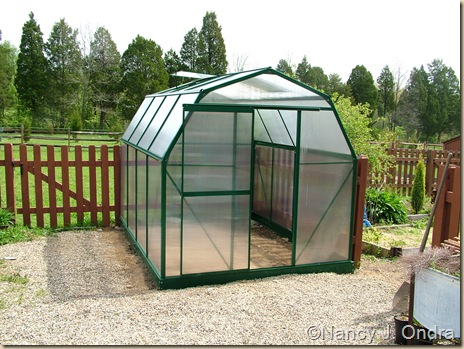 Greenhouse April 21 10