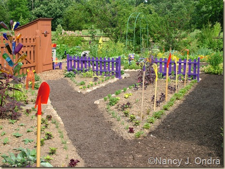 Kids tools in Happy Garden
