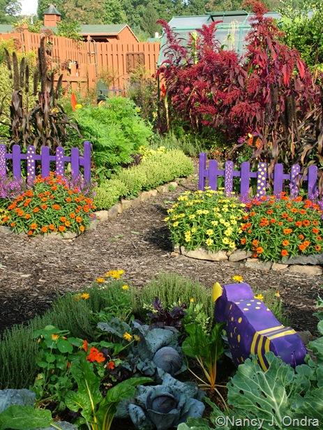 Happy Garden at Hayefield Sept 14 10
