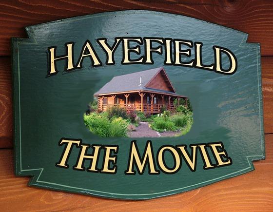 Hayefield: The Movie!