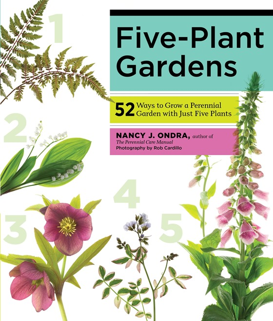 Five-Plant Gardens Cover