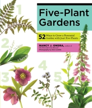 Five-Plant Gardens by Nancy J. Ondra