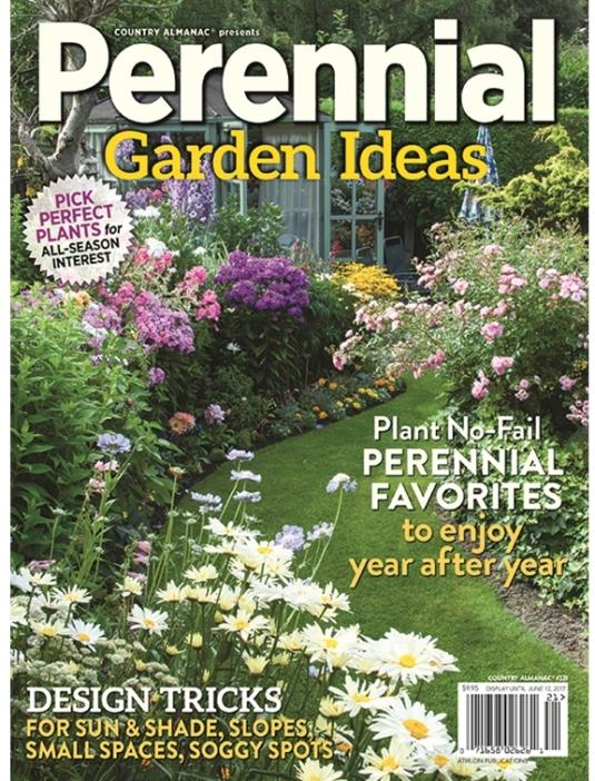 Perennial Garden Ideas 2017